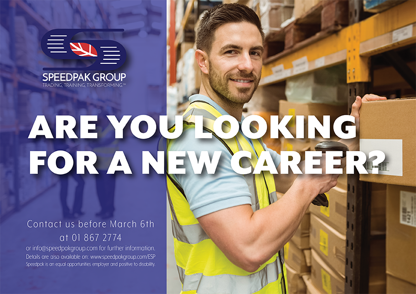 Are You Looking For A New Career?