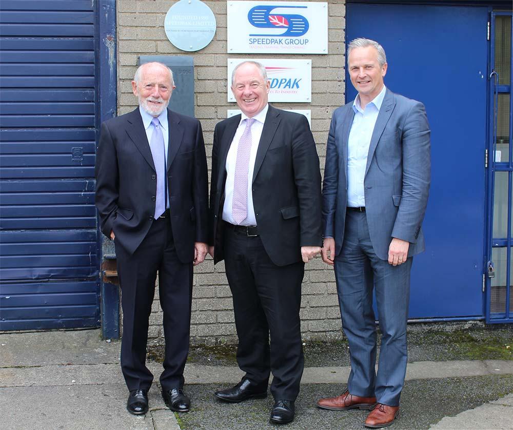 Speedpak Hosts Minister Michael Ring for Social Enterprise Announcement