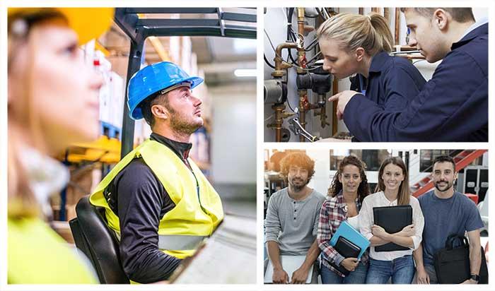 Traineeships, Apprenticeships and Internships