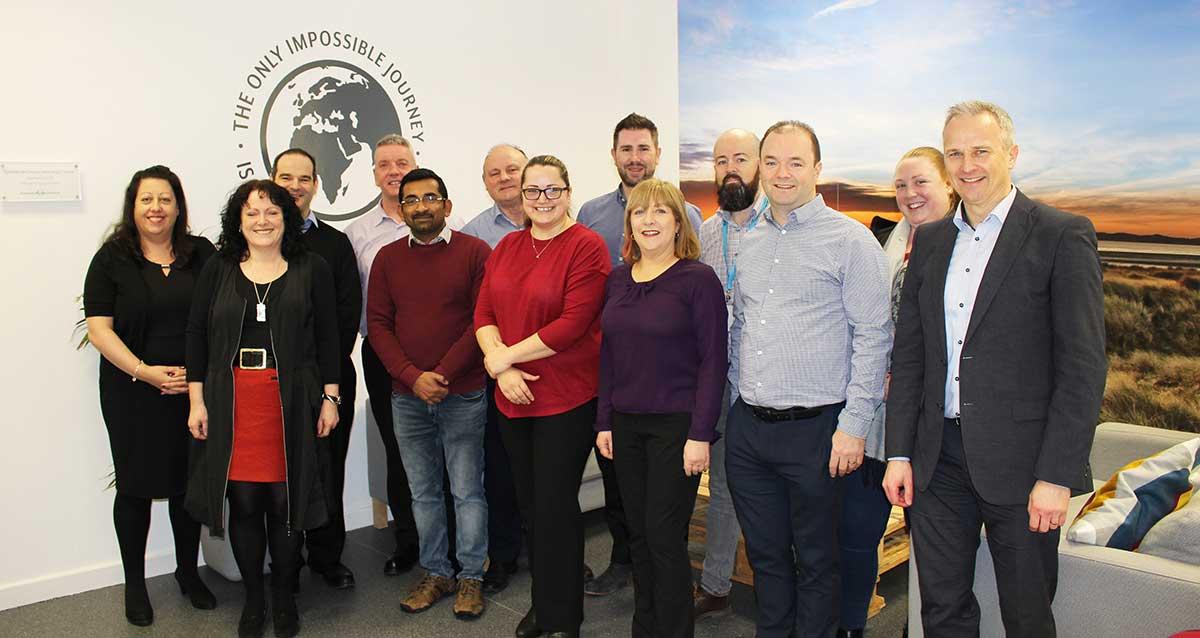 Traineeship Programme Industry Partner Christmas Lunch