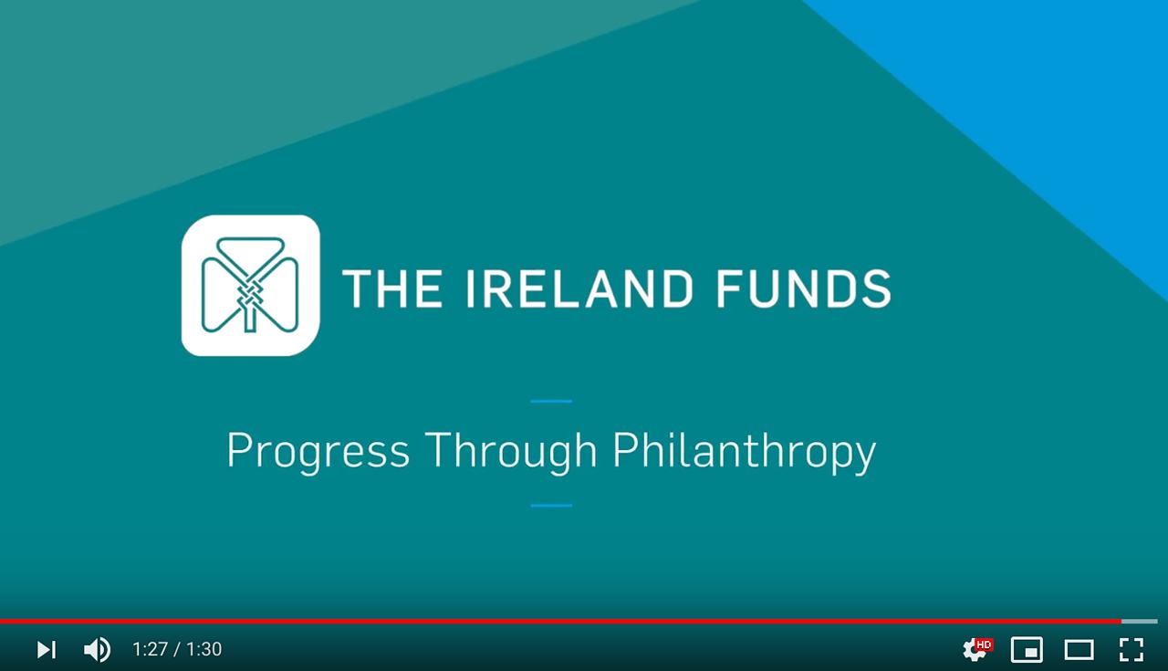 The Ireland Funds Flagship Grants: Speedpak Group