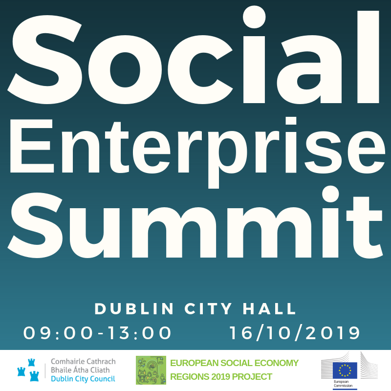 Social Enterprise Summit | 16 October 2019 | Dublin