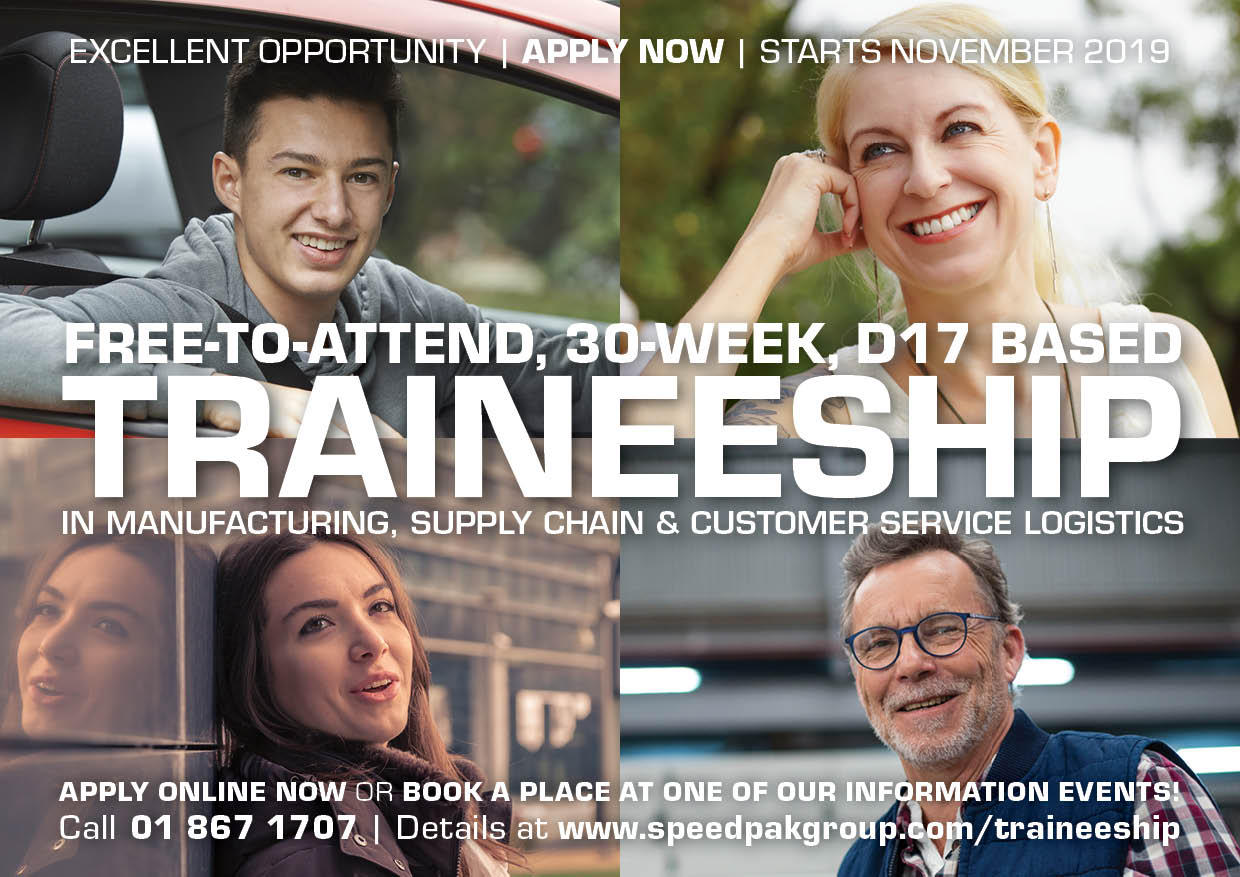 Traineeship 2020 now enrolling – Valuable career opportunity!