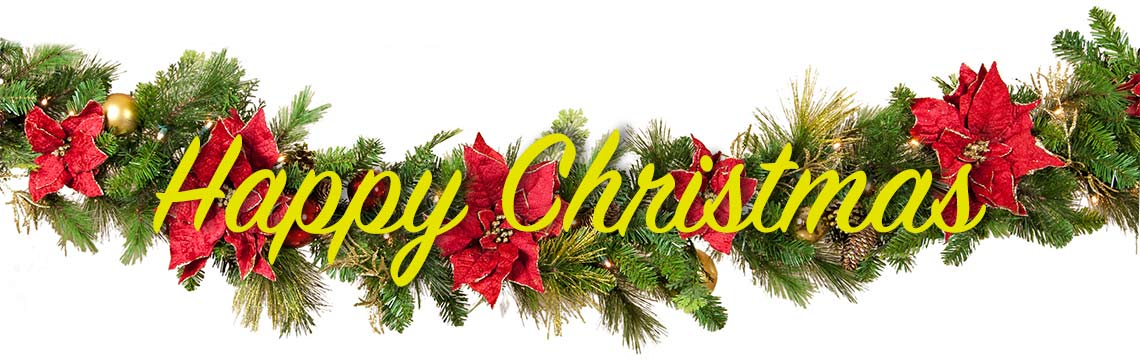 Thank You & Happy Christmas!