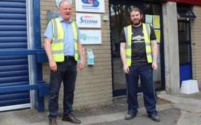 Speedpak Group welcomes new staff member