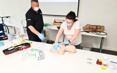 First Aid Responder Training